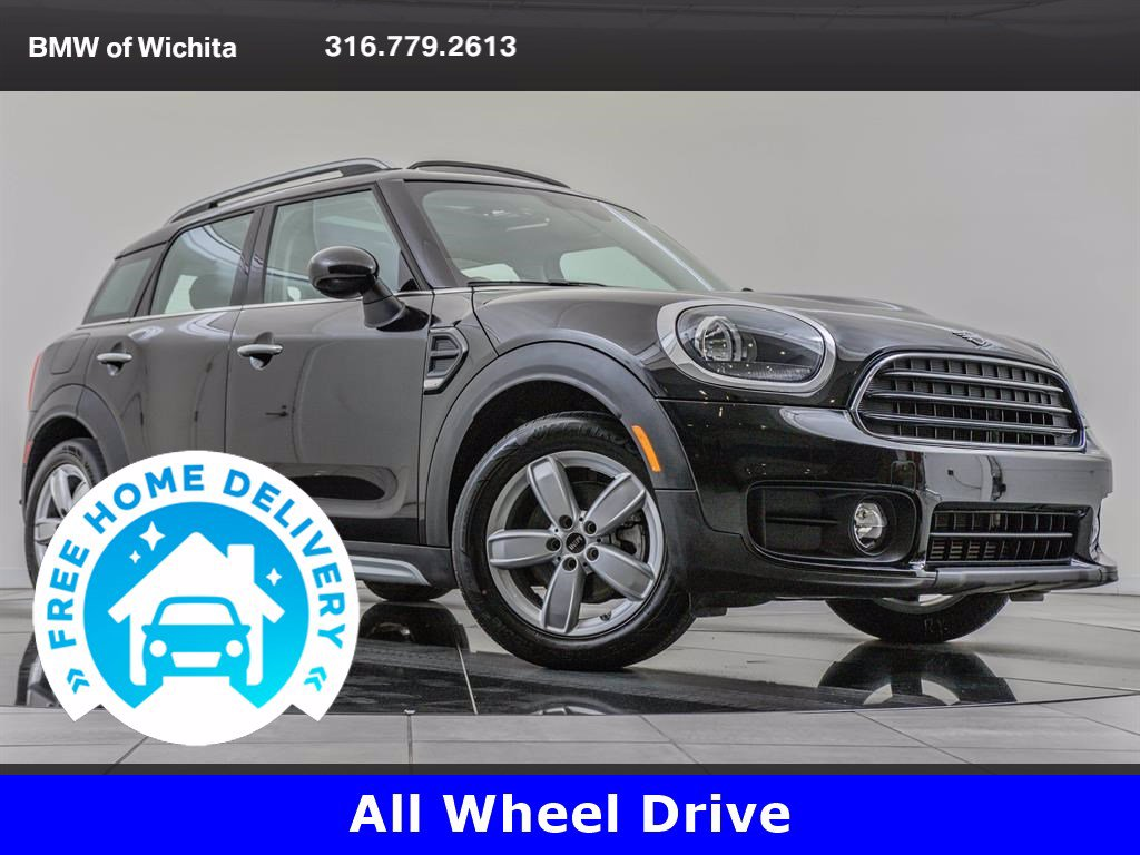 Pre-Owned 2019 MINI Cooper ALL4 Countryman Cooper ALL4