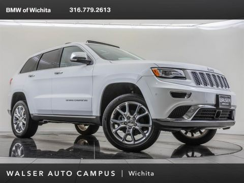 Pre-Owned 2016 Jeep Grand Cherokee Customer Preferred Package 23R