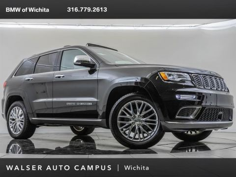 Pre-Owned 2017 Jeep Grand Cherokee Customer Preferred Package