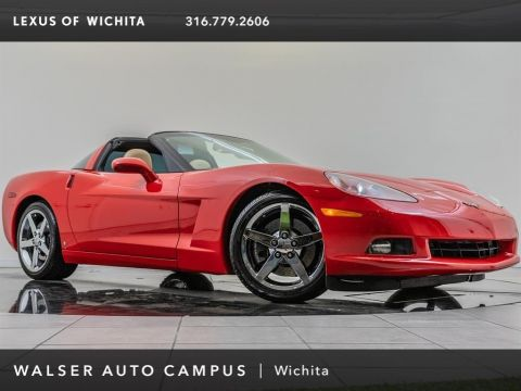 Pre-Owned 2006 Chevrolet Corvette Performance Package
