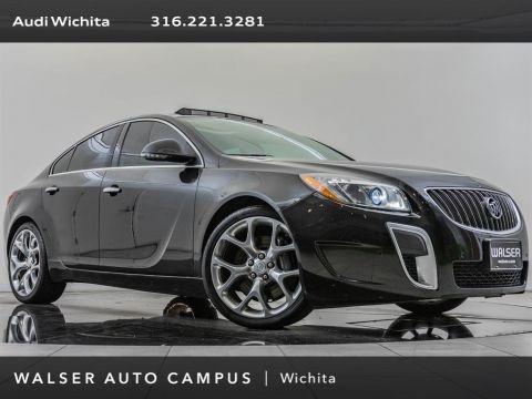 Pre-Owned 2013 Buick Regal GS, 270HP, Upgraded Wheels