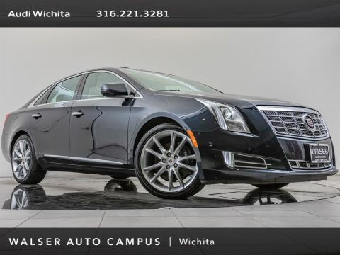 Pre-Owned 2014 Cadillac XTS Premium, 20-Inch Alloy Wheels