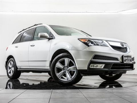 Pre-Owned 2011 Acura MDX Technology Package