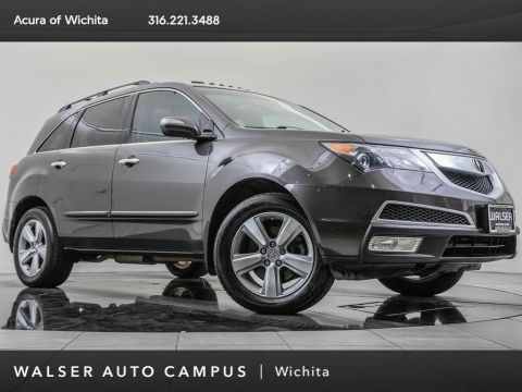 Pre-Owned 2010 Acura MDX Technology Package