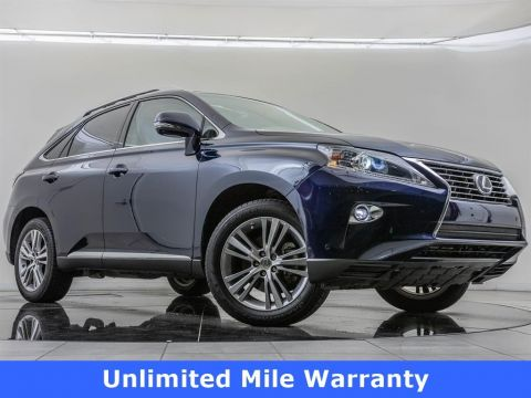 Pre-Owned 2015 Lexus RX 350 Navigation, Premium Package, Upgraded Wheels