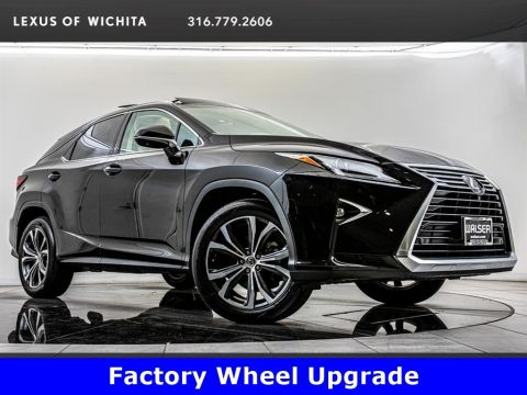 Pre-Owned 2017 Lexus RX Navigation, Premium Package