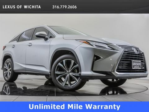 Pre-Owned 2017 Lexus RX 350, Premium Package, Factory Wheel Upgrade