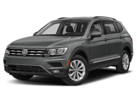 Pre-Owned 2018 Volkswagen Tiguan 4MOTION SEL HSEATS