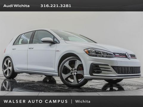 Pre-Owned 2018 Volkswagen Golf GTI GTI 2.0T