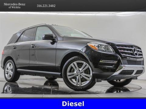 Pre-Owned 2015 Mercedes-Benz M-Class ML 250 BlueTEC 4MATIC®, Premium 1 Package