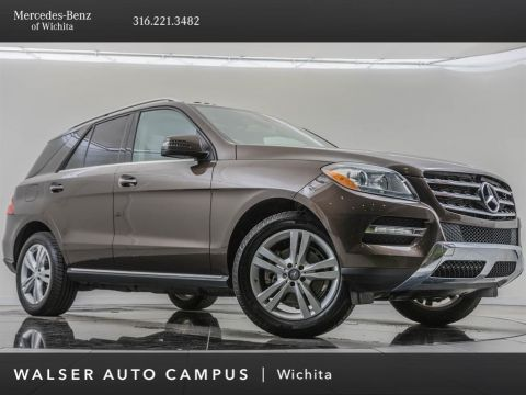 Pre-Owned 2014 Mercedes-Benz M-Class Navigation, Premium 1 Package