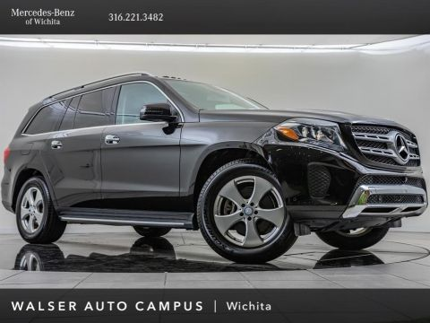 Pre-Owned 2017 Mercedes-Benz GLS