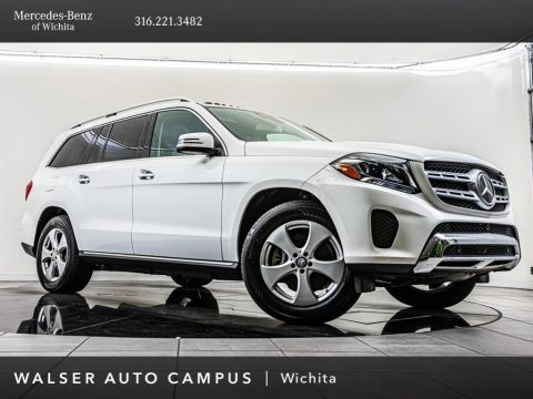 Pre-Owned 2017 Mercedes-Benz GLS GLS 450 4MATIC®, Premium Package