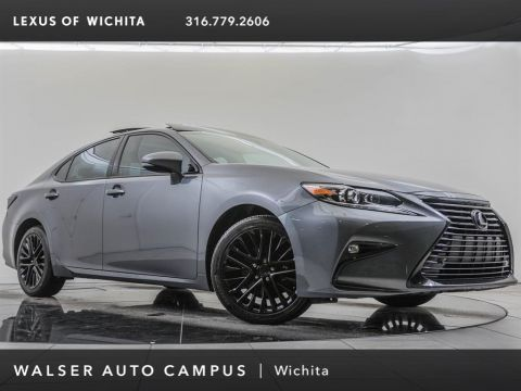 Pre-Owned 2017 Lexus ES 350 Ultra Luxury Pkg, Navigation