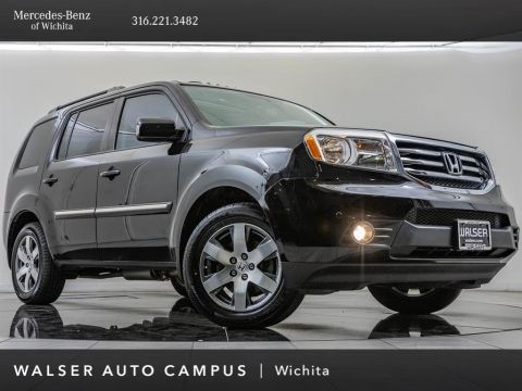 Pre-Owned 2014 Honda Pilot Touring, Navigation, Rear DVD Entertainment