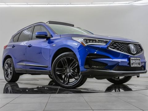 Pre-Owned 2019 Acura RDX A-Spec