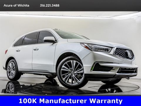 Pre-Owned 2018 Acura MDX SH-AWD Technology Package