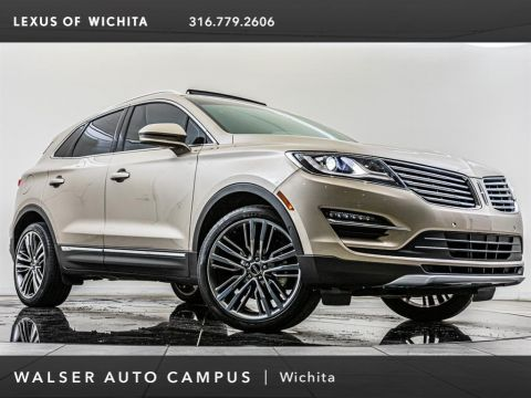 Pre-Owned 2015 Lincoln MKC Reserve, Upgraded Wheels