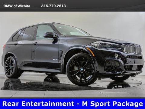 Pre-Owned 2018 BMW X5 xDrive50i, M Sport, Dynamic Handling Package