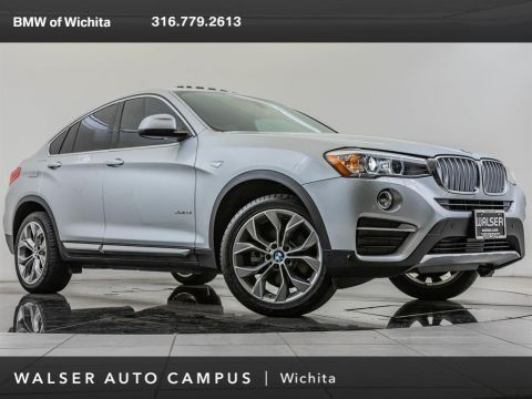 Pre-Owned 2018 BMW X4 xDrive28i, 19-Inch Wheels