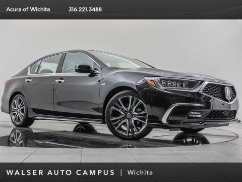 Pre-Owned 2018 Acura RLX w/Advance Package