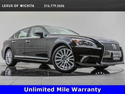 Pre-Owned 2017 Lexus LS 460 AWD