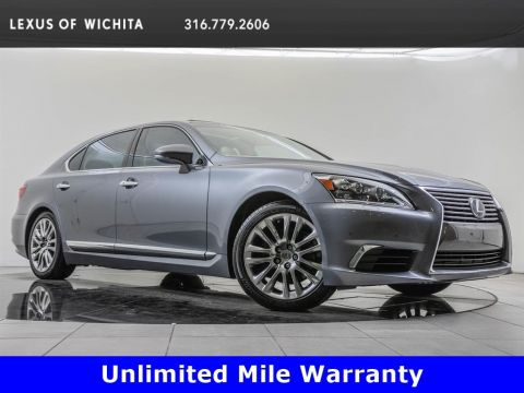 Pre-Owned 2017 Lexus LS 460 L Navigation, All Weather Package