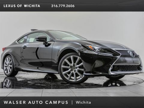 Pre-Owned 2015 Lexus RC 350 AWD, Luxury Package, Navigation