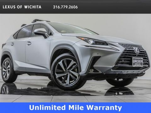 Pre-Owned 2018 Lexus NX Navigation, Premium Package