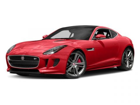 Pre-Owned 2017 Jaguar F-TYPE S, Premium & Vision Package