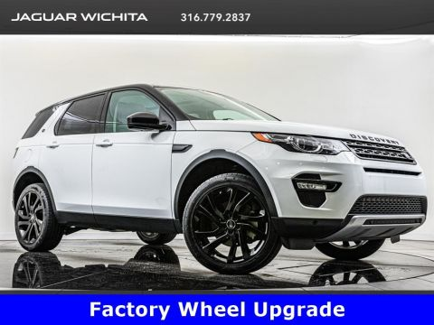 Pre-Owned 2015 Land Rover Discovery Sport HSE, Driver Assist Plus Package