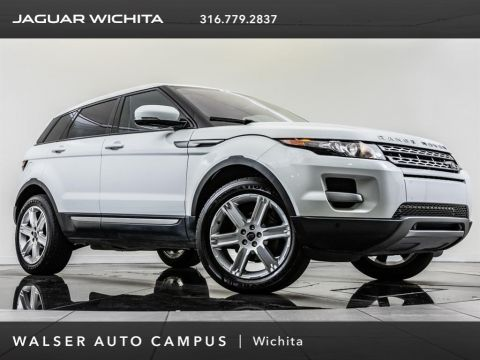 Pre-Owned 2013 Land Rover Range Rover Evoque Pure, Climate Comfort Package