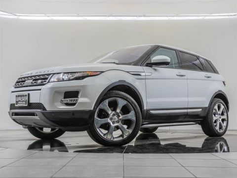 Pre-Owned 2015 Land Rover Range Rover Evoque PRESTPR