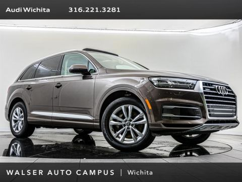 Pre-Owned 2017 Audi Q7 3.0T Premium Plus quattro, Vision Package