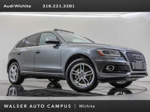 Pre-Owned 2015 Audi Q5 2.0T Premium Plus quattro, Factory Wheel Upgrade