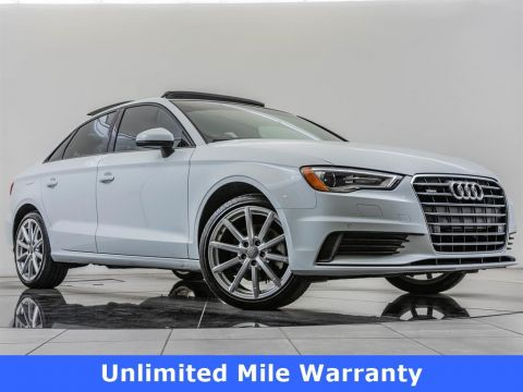 Pre-Owned 2016 Audi A3 2.0 TFSI Premium quattro, Factory Wheel Upgrade