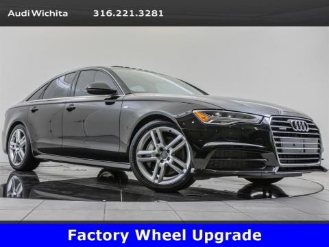 Pre-Owned 2017 Audi A6 2.0T Premium quattro, Factory Wheel Upgrade
