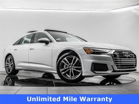 Pre-Owned 2019 Audi A6 Navigation, Prestige & Driver Assistance Packages