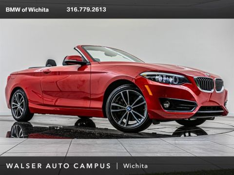 Pre-Owned 2018 BMW 2 Series 230i, Premium Pkg