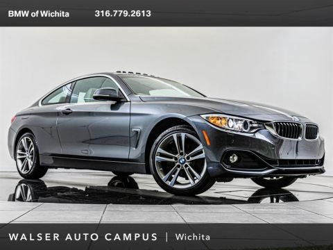 Pre-Owned 2017 BMW 4 Series 430i xDrive, Premium Package