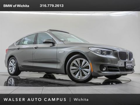 Pre-Owned 2017 BMW 5 Series Navigation, Premium & Driving Assistance Plus