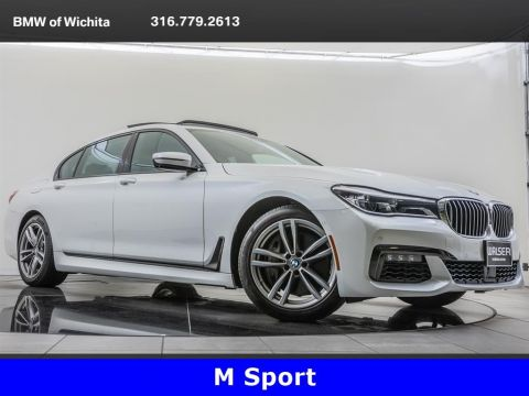 Pre-Owned 2018 BMW 7 Series M Sport, Executive Package, Luxury Rear Seat Pkg
