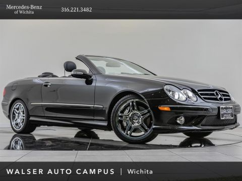 Pre-Owned 2006 Mercedes-Benz CLK CLK55 AMG®, Lighting Package