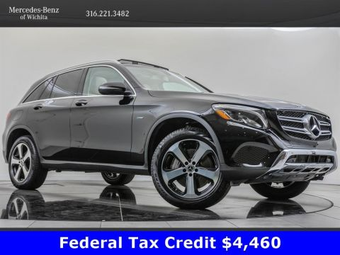 Pre-Owned 2019 Mercedes-Benz GLC GLC 350e 4MATIC®, Factory Wheel Upgrade