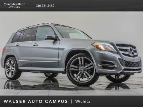 Pre-Owned 2013 Mercedes-Benz GLK AMG® Sport, Premium Package