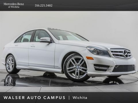 Pre-Owned 2013 Mercedes-Benz C-Class C300 Sport 4MATIC®, Multimedia Package