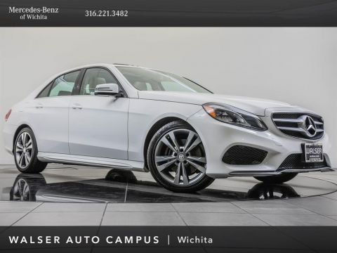 Pre-Owned 2014 Mercedes-Benz E-Class E350 Sport, Premium Package