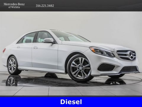 Pre-Owned 2016 Mercedes-Benz E-Class E 250 BlueTEC® Sport