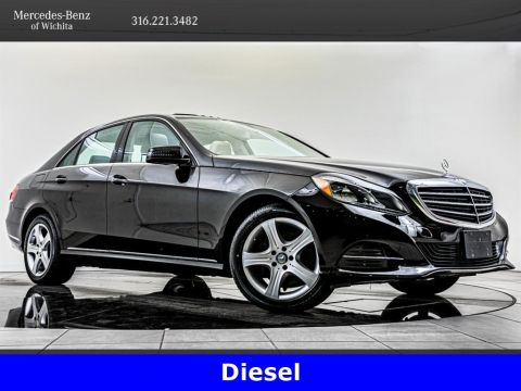 Pre-Owned 2016 MERCEDES-BENZ E250 BLUETEC 4MATIC E 250 Luxury BlueTEC 4MATIC®, Diesel