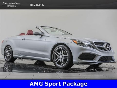 Pre-Owned 2017 Mercedes-Benz E-Class E 400, AMG® Sport, Premium 1